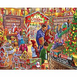 1000pc Puzzle - Christmas Sweetshop