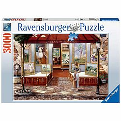 3000pc Puzzle - Gallery of Fine Art