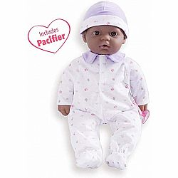 La Baby 16-inch Soft Baby Doll African American