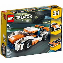 LEGO Creator 3-in-1 Sunset Track Racer