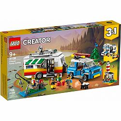 LEGO Creator 3-in-1 Caravan Family Holiday