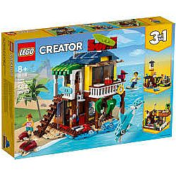 LEGO Creator 3-in-1 Surfer Beach House