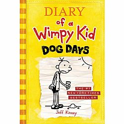 Diary of a Wimpy Kid #4: Dog Days