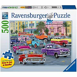 500pc Puzzle - Cruisin'