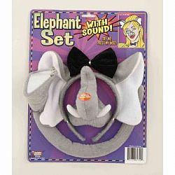 Elephant Set with Sound