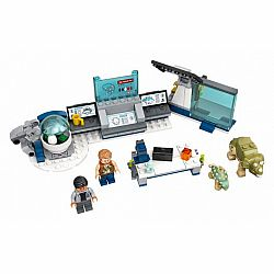 LEGO Jurassic World Dr. Wu's Lab: Baby Dinosaurs Breakout