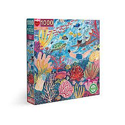 1000pc Puzzle - Coral Reef
