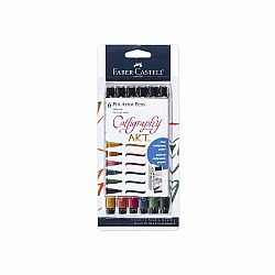 Calligraphy Artist Pen Set 6ct