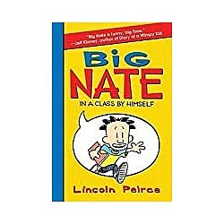 Big Nate in a Class By Himself (Book 1)