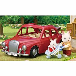 Calico Critters Family Cruising Car