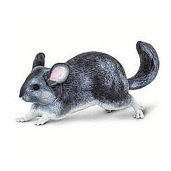 Chinchilla Figurine