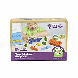Green Toys Dough Set - Toy Maker
