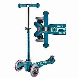 Micro Mini Deluxe Scooter - Ice Blue