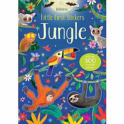 Little First Stickers Jungle