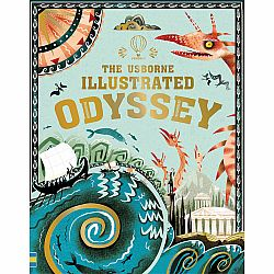Illustrated Originals: The Odyssey