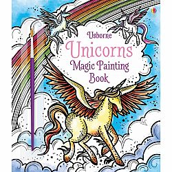 Unicorn Magic Painting Book