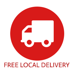 1 Free Local Delivery