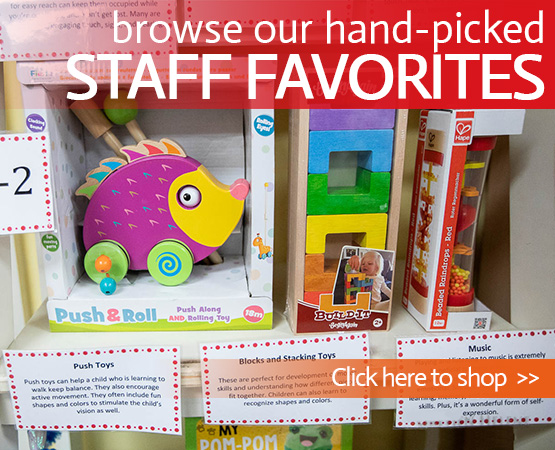 4 Staff Favorites HALF-SIZE